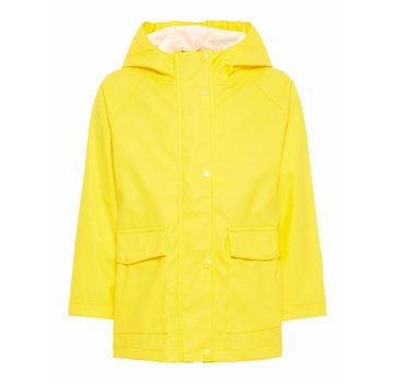 Name it 13165314 Nmnmil rain jacket dandelion