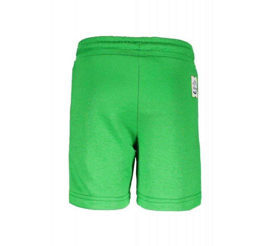 6621 343 - Grass green Boys short pants