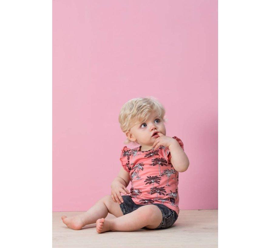 51700426 Feetje t-shirt pink