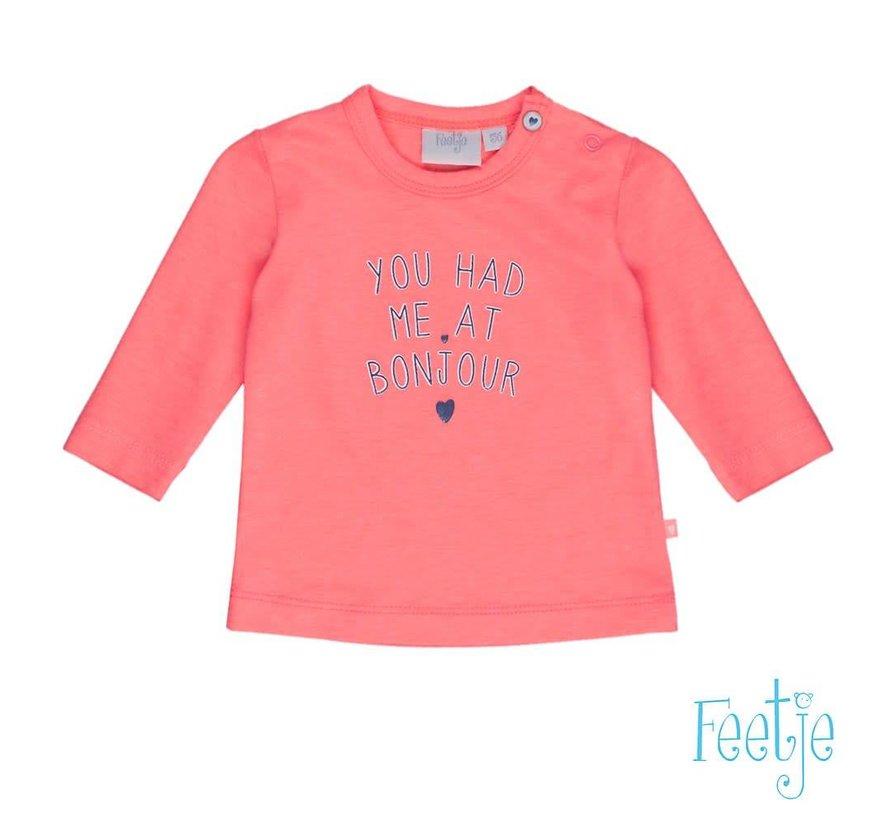51601218 Feetje long sleeve pink