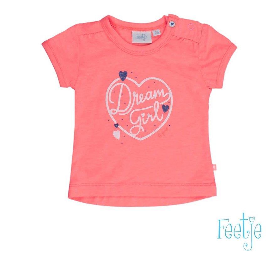 51700435 Feetje t-shirt pink