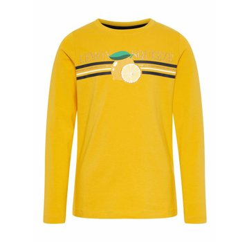 Name it 13168295 Nkfselena longsleeve yolk yellow