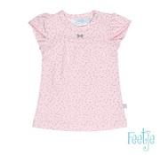 Feetje 51400239 jurk k/m aop all of me pink