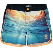 Name it NKMZAKIR SHORTS 13162854 orange pop