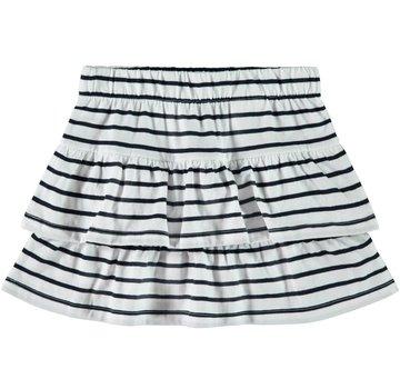 Name it SALE 13161682 Nkfvamaja skirt bright white dark sapphire