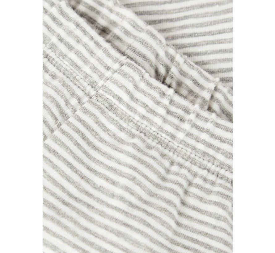 13163362 Nbffantasi legging grey melange