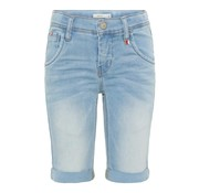Name it 13165283 nkmtheo dnmtimon short light blue denim