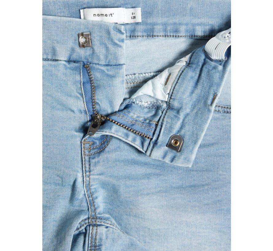 13162355 Nkfsalli Dnmbatira 2183 shirts medium blue denim