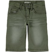 Name it 13161794 Nkmsofus Twicas long shorts ivy green