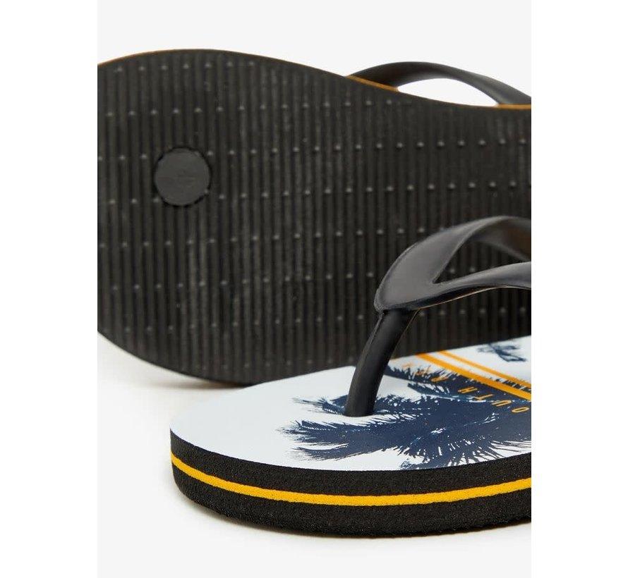 13163154 Nkmzam flip flop black