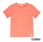 Sturdy 71700251 tshirt neon orange