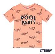 Sturdy 71700254 tshirt salmon
