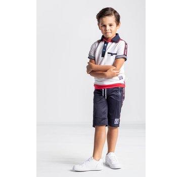 Quapi Silas shorts navy