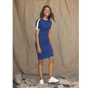 LMTD 13164233 Nlfdiana dress Nazarene blue