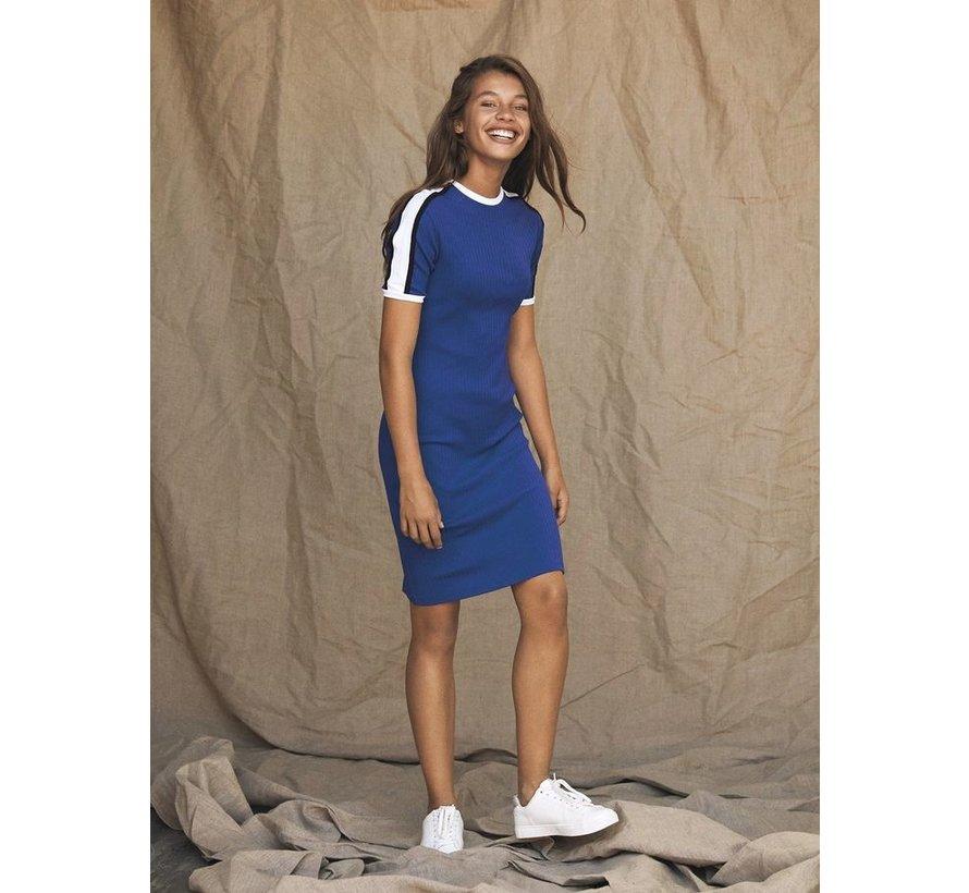 13164233 Nlfdiana dress Nazarene blue