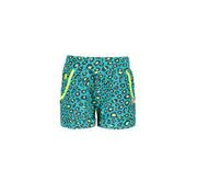 B.NOSY 5683 958 Hot turquoise panther shorts