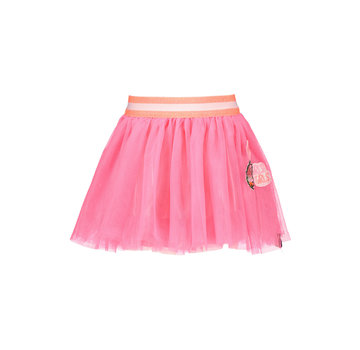 B.NOSY 5781 286 - Candy Girls netting skirt