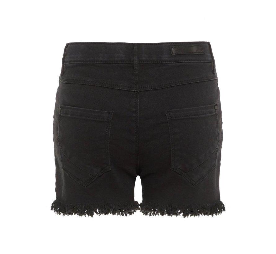 13164600 Nlfsiw dnmabecky shorts black