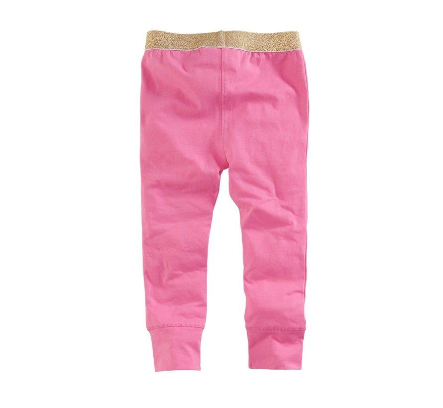 Britney legging popping pink