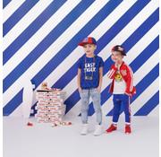 Z8 SALE Lucas t-shirt brilliant blue/midnight navy/aop