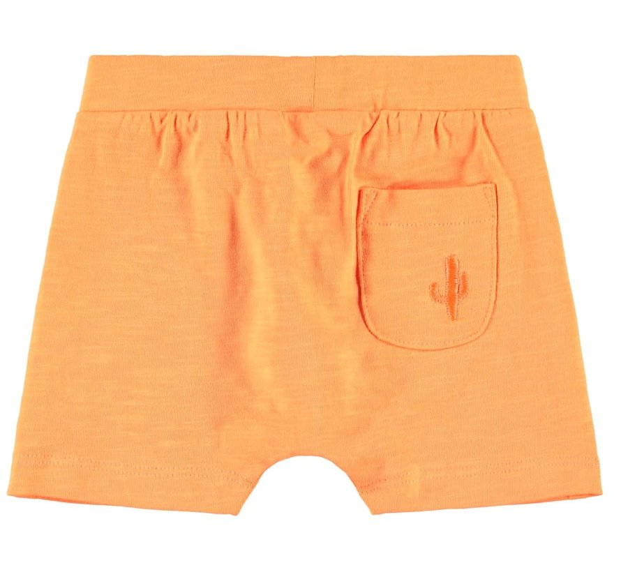 NBMJEMIKKEL SHORTS 13165824 orange pop