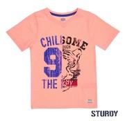 Sturdy 71700208 tshirt salmon