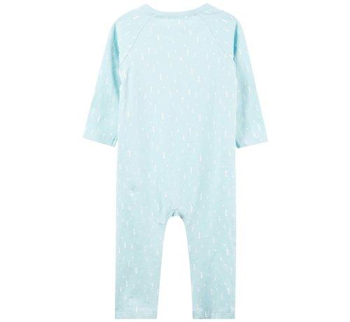 Name it 13162273 Nbndelucious bodysuit canal blue