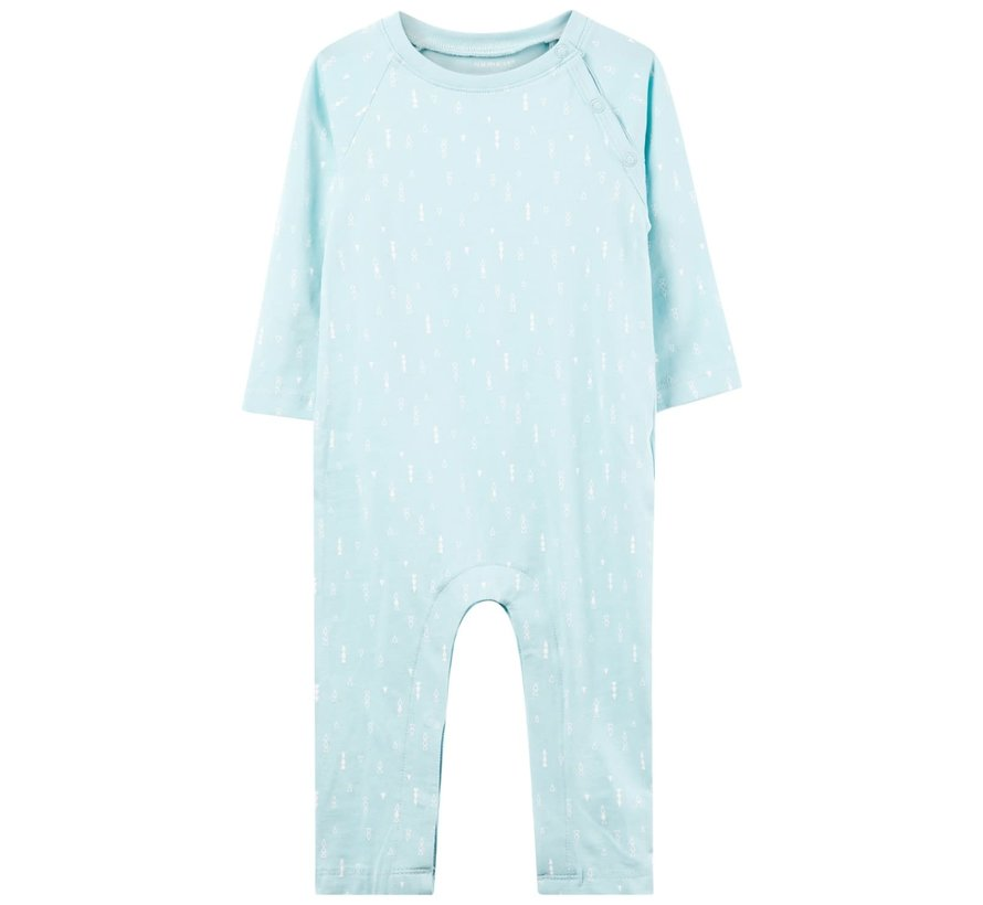 13162273 Nbndelucious bodysuit canal blue