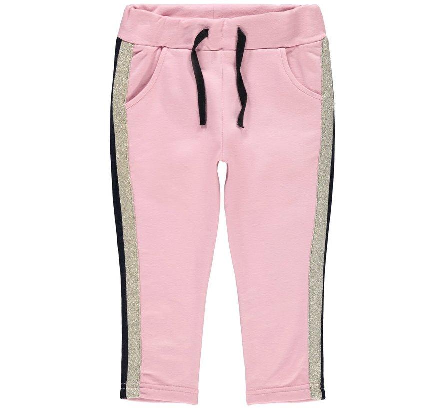 SALE 13167650 Nmffamaia sweat pant pink nectar