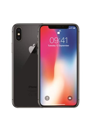 iPhone X 64GB Zwart