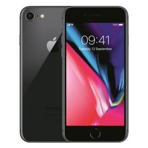 iPhone 8 64GB Zwart