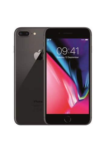 iPhone 8 Plus 64GB Zwart