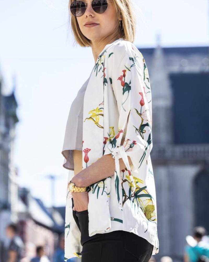 Zena Flower Blazer
