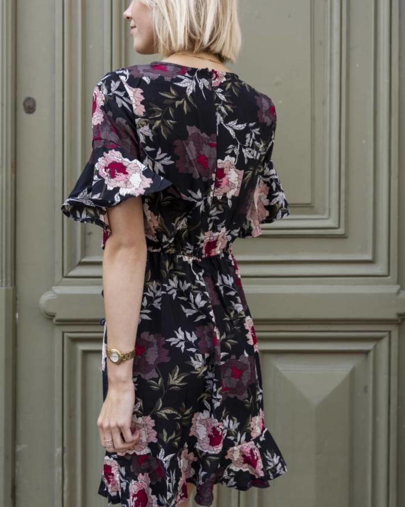 Romantic Floral Summer Dress