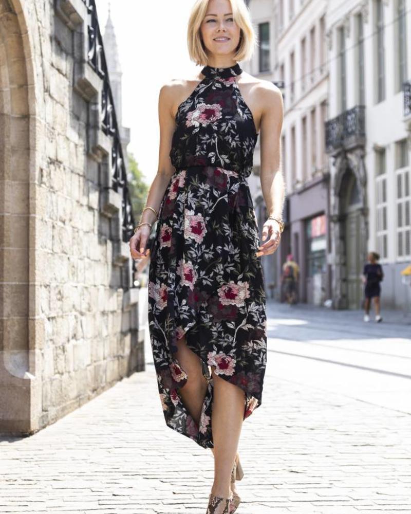 Romantic Floral Maxi Dress