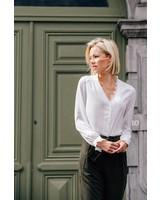 Basic Lace Blouse White