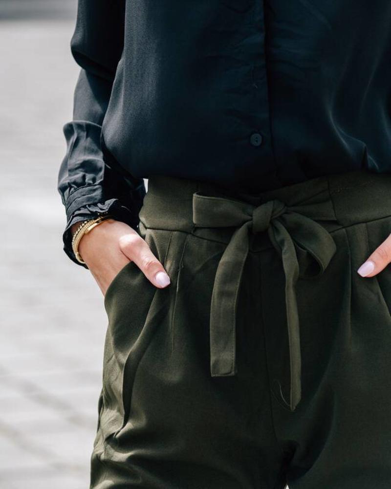 Basic Trouser Kaki