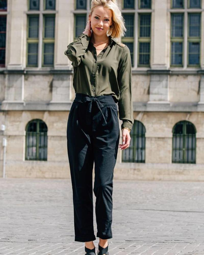 Basic Trouser Black