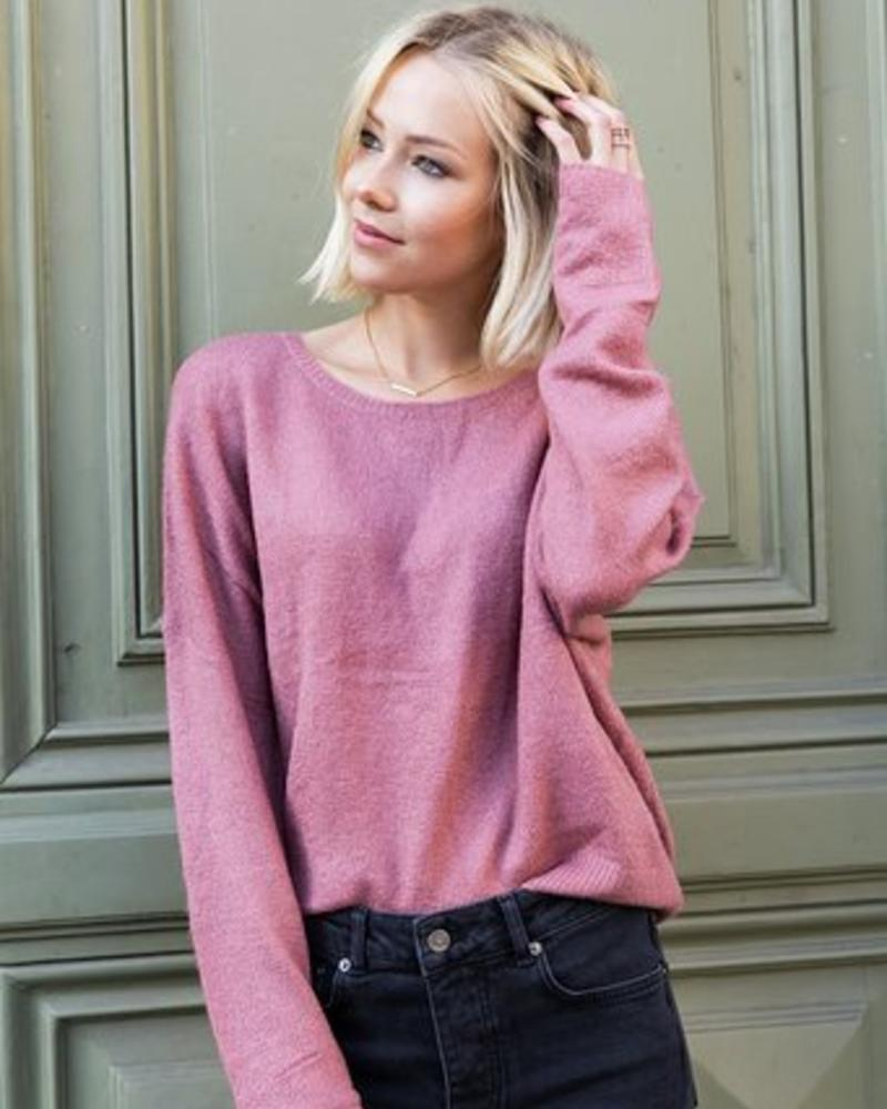 Musthave Sweater Roze