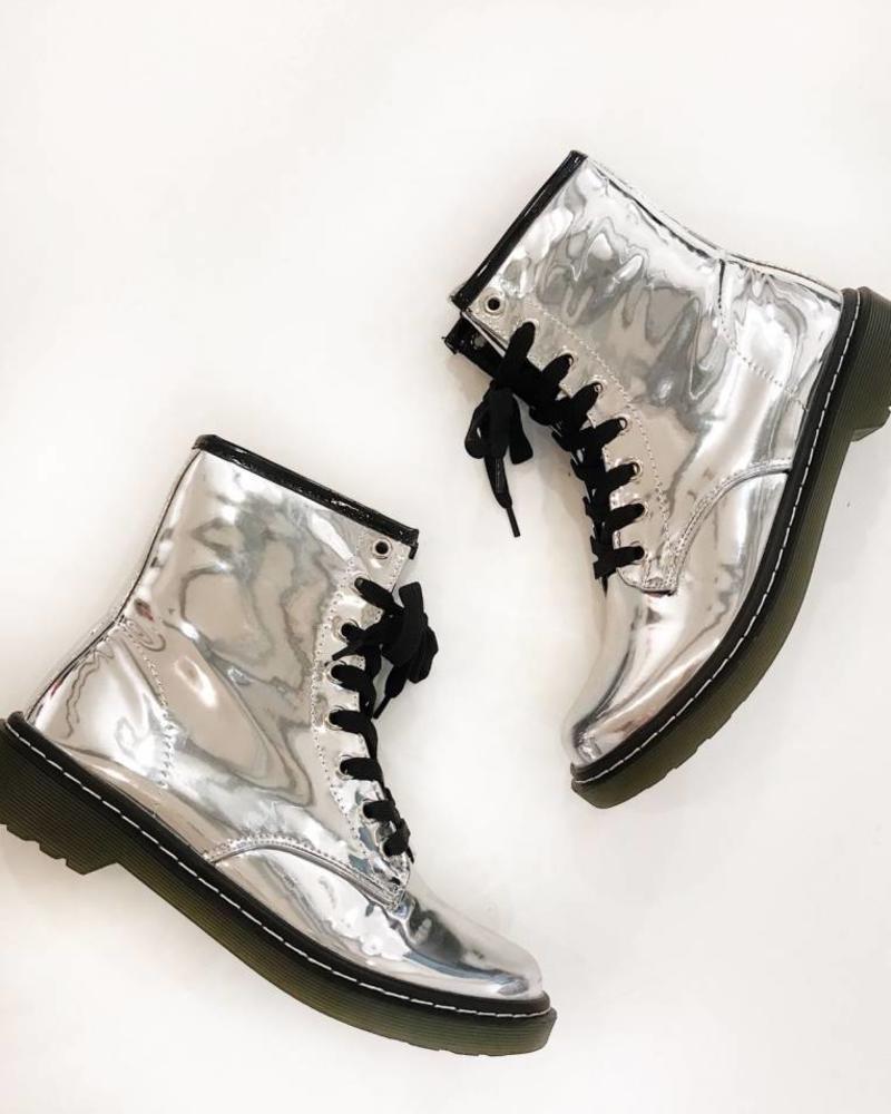 Martens Silver