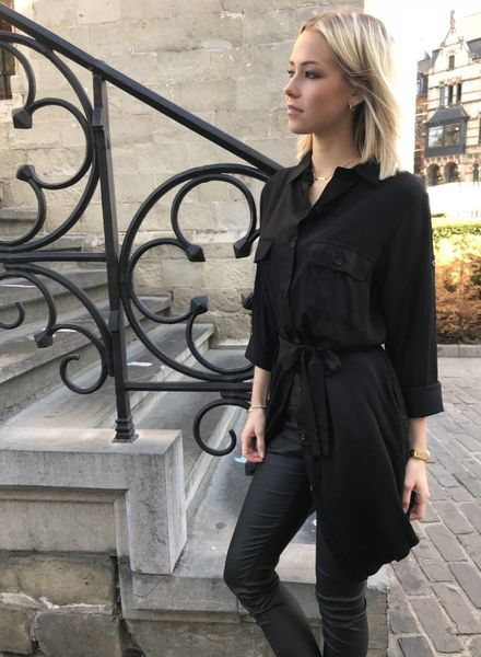 Shirtdress Black