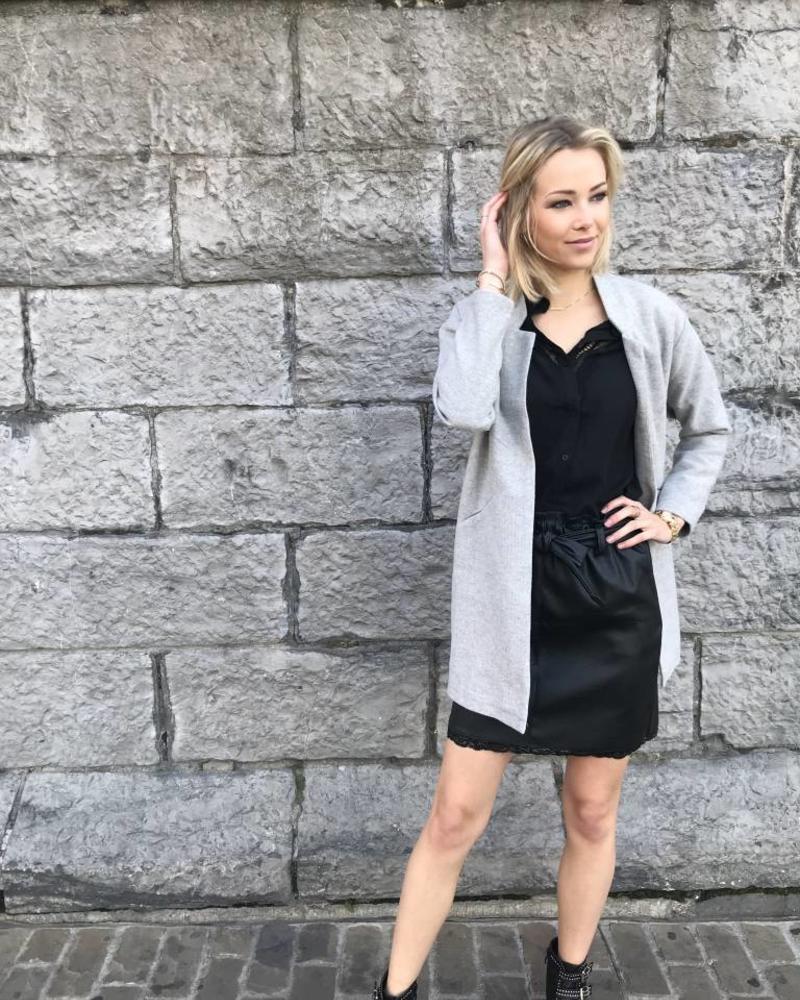 Fall Soft Vest Grey
