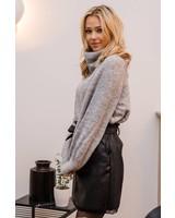 Collar Sweater Grey