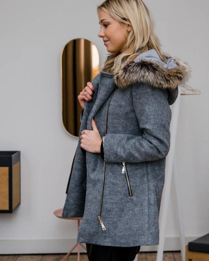Winter Classic Jacket Grey