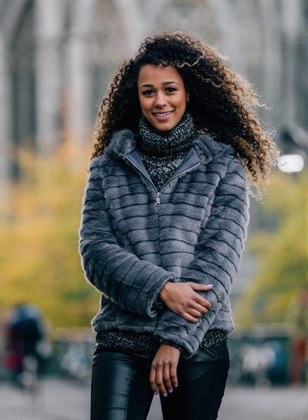 Cosy Vest Grey
