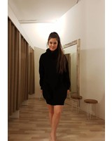 Sweaterdress Black
