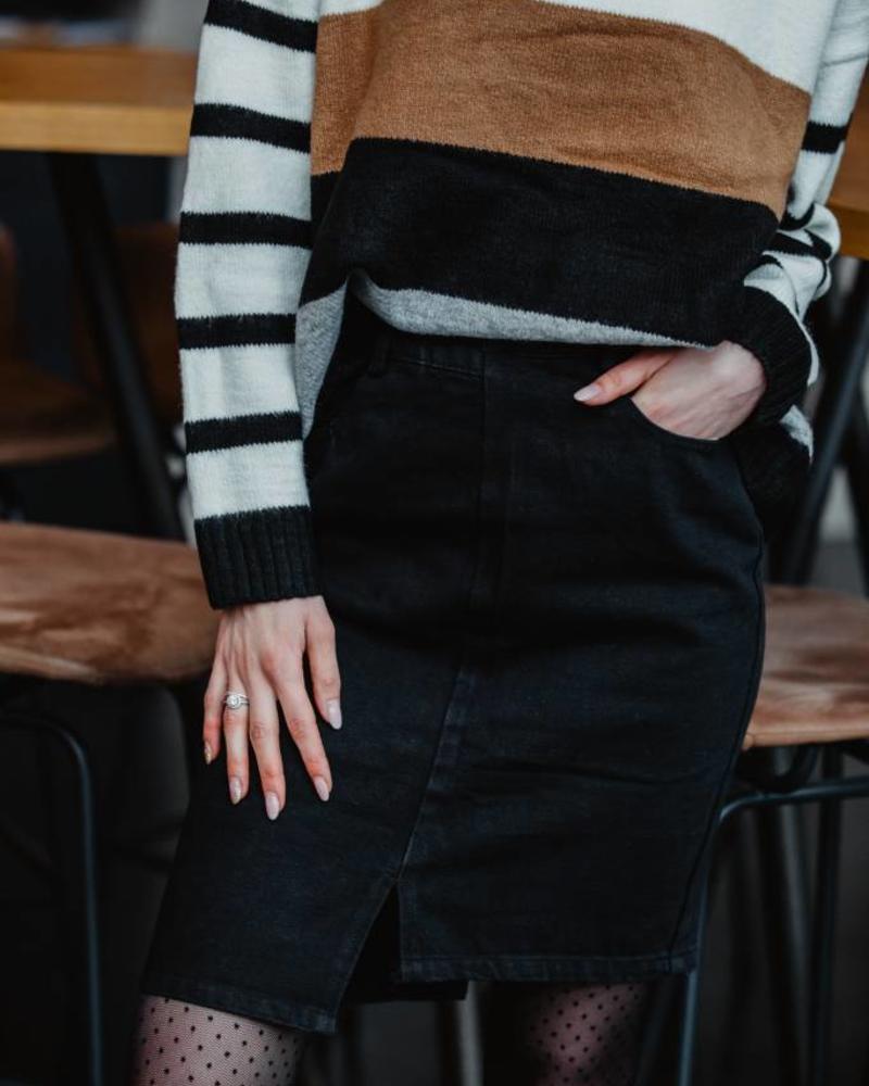 Jeansskirt