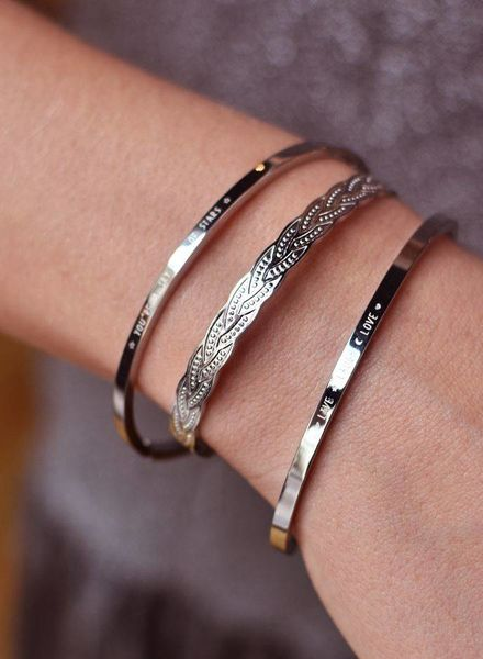 Braid Bangle