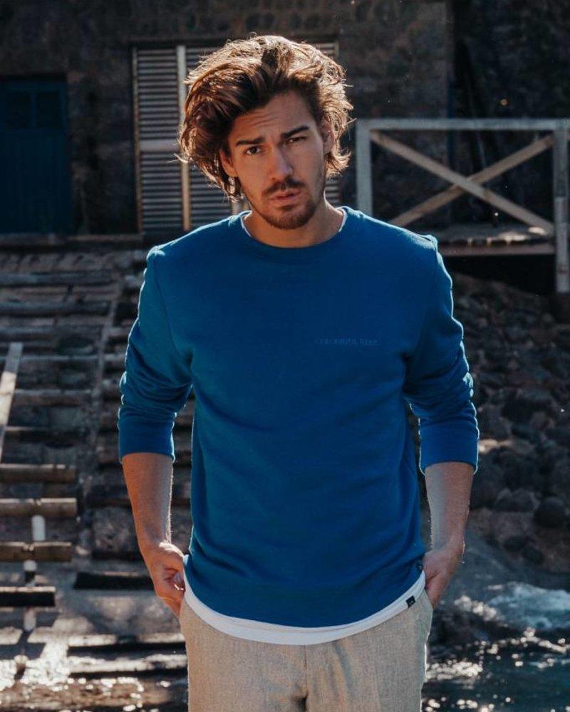 Basic Sweater Classic Blue