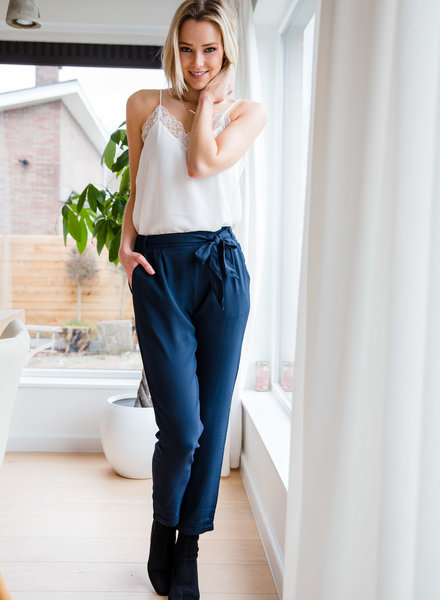 Comfy Chic Navy